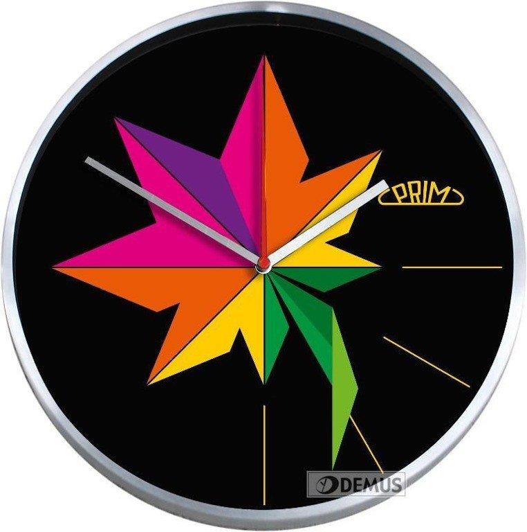 Zegar ścienny Prim Maple E04.2969
