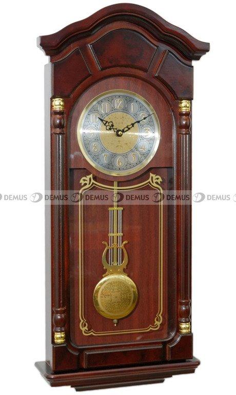 Zegar wiszący szafkowy
