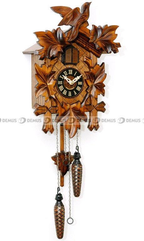 Zegar wiszący z kukułką Engstler 532-BWA