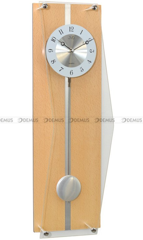 Zegar Wiszący Kwarcowy Z Wahadłem N1200268